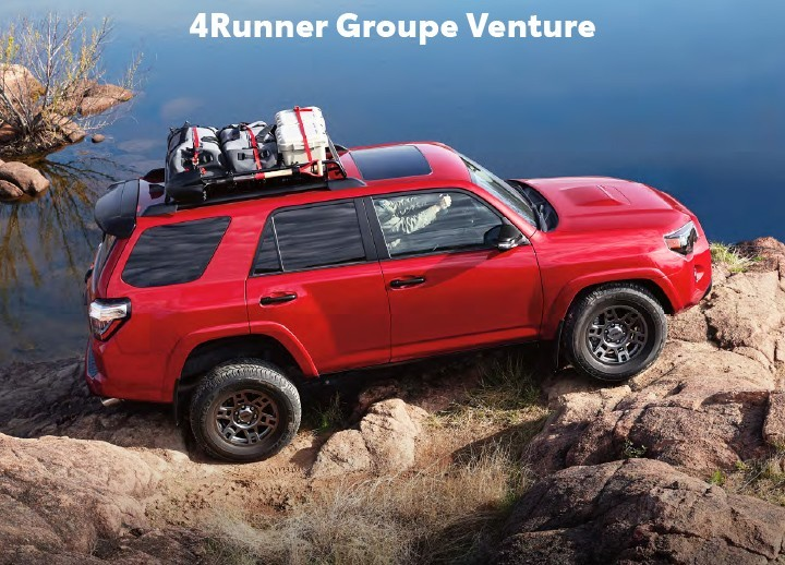 St-Hubert Toyota 4Runner Venture 2021
