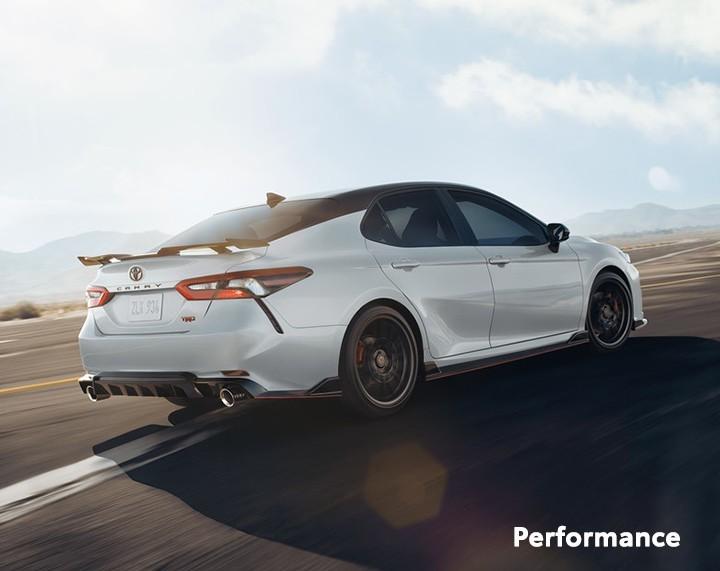St-Hubert Toyota Camry 2021 Performance