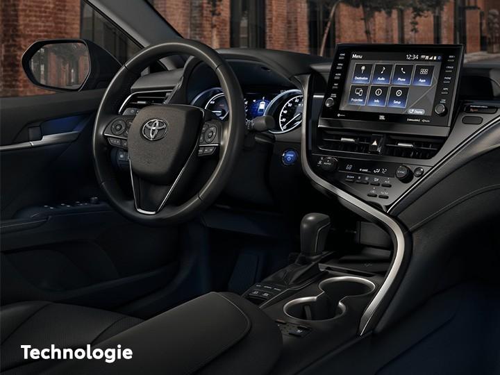 St-Hubert Toyota Camry 2021 Technologie