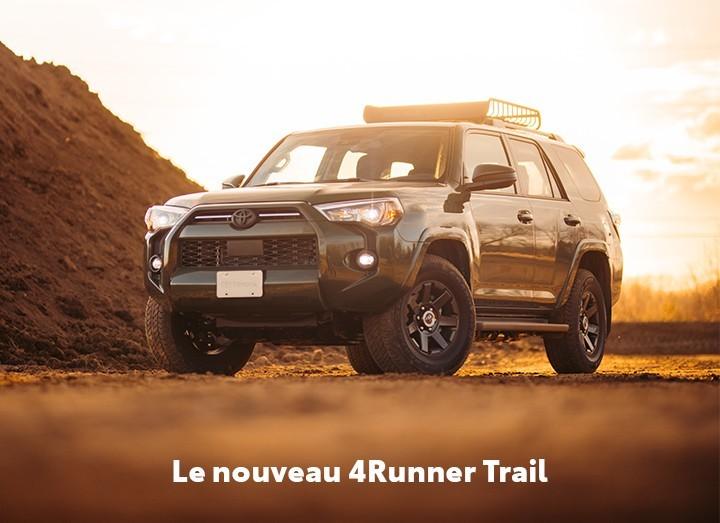 St-Hubert Toyota 4Runner Trail 2021