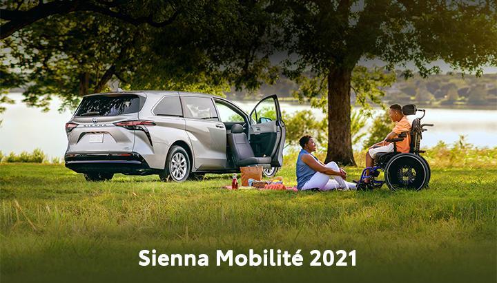 St-Hubert Toyota Sienna Mobilité 2021