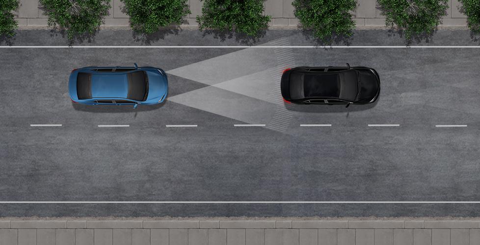 St-Hubert Toyota TSS Phares de Route Automatiques