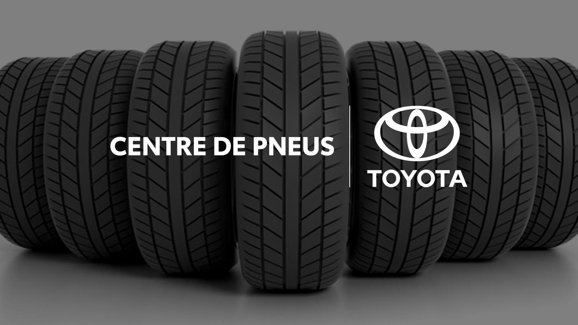 St-Hubert Toyota Centre de pneus