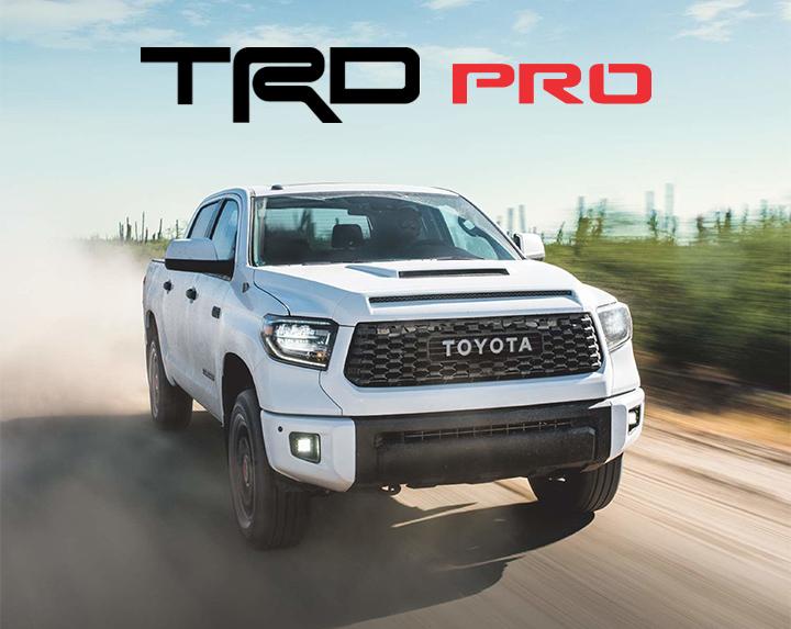 St-Hubert Toyota Tundra TRD Pro 2021
