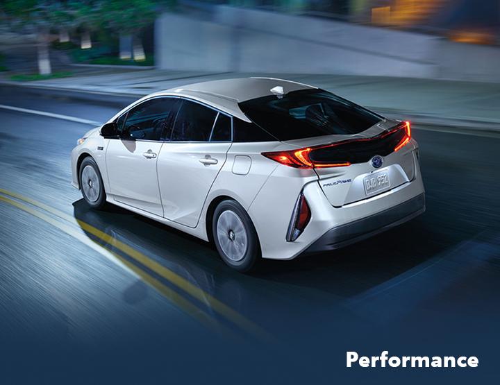 St-Hubert Toyota Prius Prime 2022 Performance