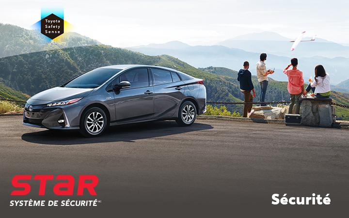 St-Hubert Toyota Prius Prime 2022 Sécurité