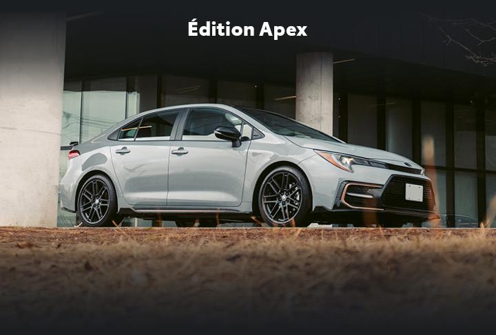 St-Hubert Toyota Corolla 2022 Édition Apex