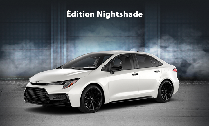 St-Hubert Toyota Corolla 2022 Édition Nightshade
