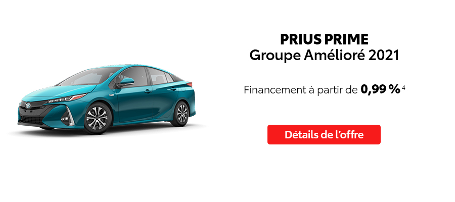 St-Hubert Toyota Repartez En Toyota Septembre 2021 Prius Prime 2021